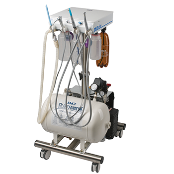 "iM3 Elite ""LED"" SW Dental Unit with oilfree compressor"