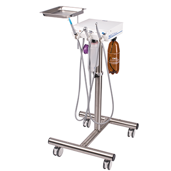 "iM3 GS Deluxe ""LED"" Dental Unit with S/S Stand (no compressor)"